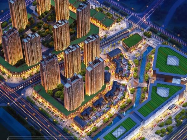 出租中安城市广场2室1厅1卫84平米850元/月住宅