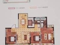 出售宿州清华学府3室2厅2卫118平米80万住宅