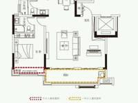 出售宿州北京城房北大学府3室2厅1卫106平米65万住宅