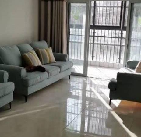 出租康乐家园精装修拎包入住2室2厅1卫92平米1000元/月住宅